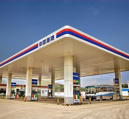加油站施工
