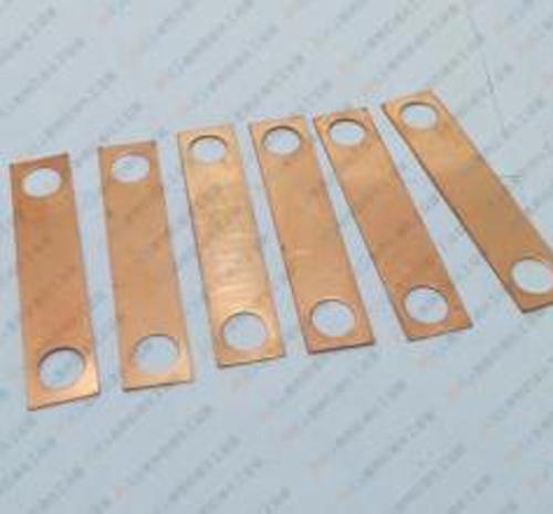 法兰导静电铜片